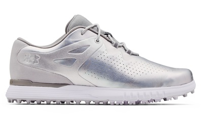 Under Armour Golf- Ladies Charged Breathe SL Metallic Spikeless Shoes