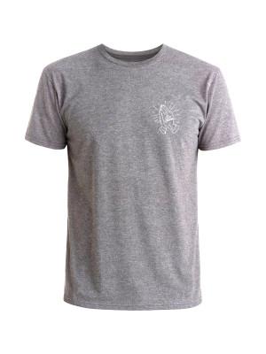 Matte Grey Golf Good Greens T-Shirt