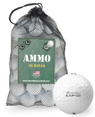 Titleist EXP .01 Recycled Fair Golf Balls [36-Ball]