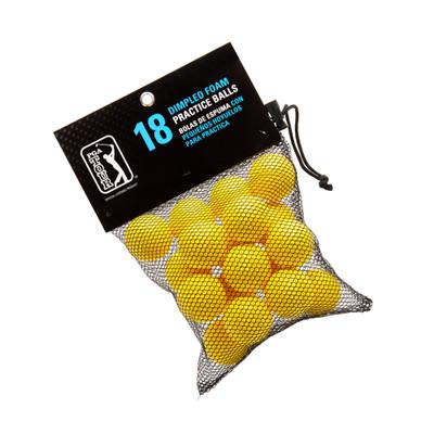 PGA Tour Golf- Foam Practice Balls
