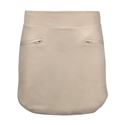 Etonic Golf- Ladies Solid Zipper Skort