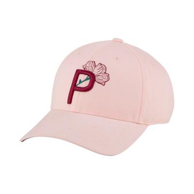Puma Golf- Ladies Mother's Day P Adjustable Cap