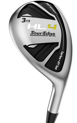Pre-Owned Tour Edge Golf LH Hot Launch 4 Hybrid (Left Handed)