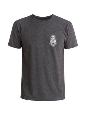 Matte Grey Golf Tiki T-Shirt