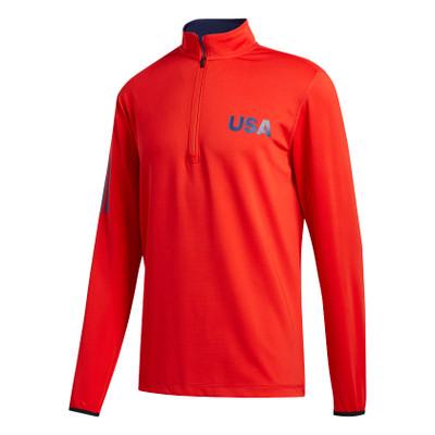 Adidas Golf- USA Layering Shirt