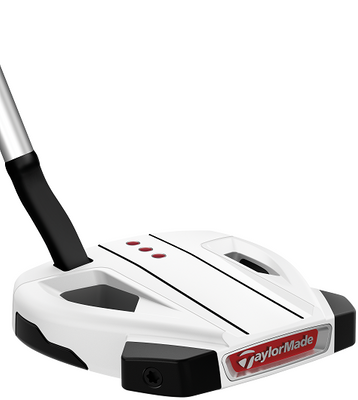 Pre-Owned TaylorMade Golf Spider EX White Flow Neck Putter