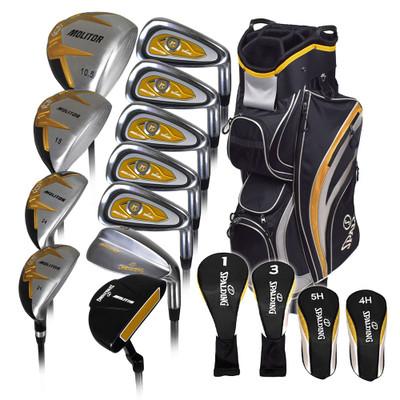 Spalding Golf- Molitor Complete Set With Bag