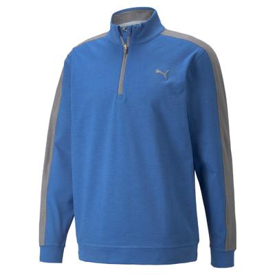 Puma Golf- Cloudspun T7 1/4 Zip 2.0 Pullover