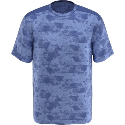 PGA Tour Golf Short Sleeve Camo Geo Printed T-Shirt