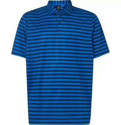 Oakley Golf- Step Shade Stripe RC Polo