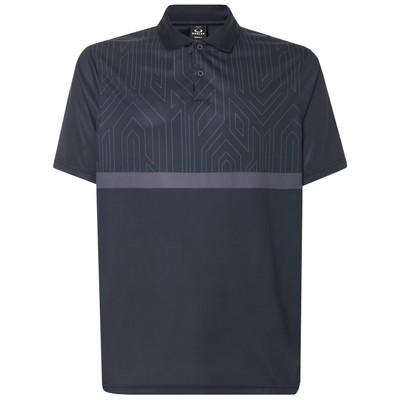 Oakley Golf- Half Leader Polo