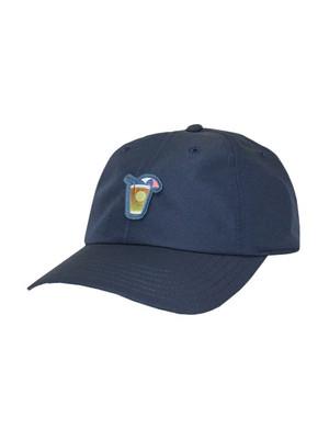 Matte Grey Golf- Legend Badge Low Pro Hat