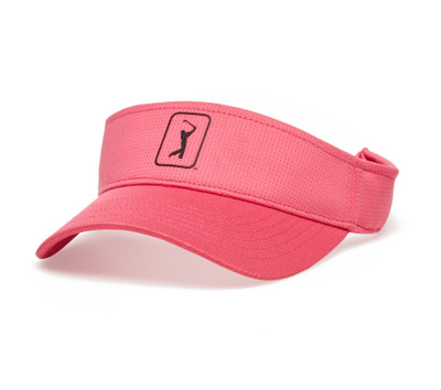 PGA Tour Golf- Ladies Airflux Mesh Visor