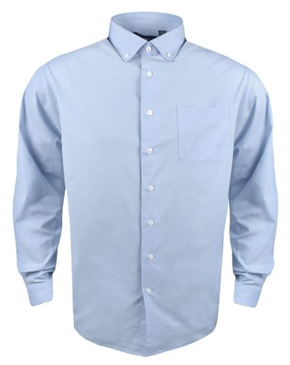 Jack Nicklaus Golf- Big & Tall 19th Hole Heathered Woven Shirt