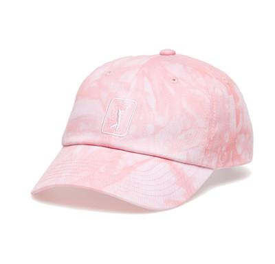 PGA Tour Golf Ladies Tie-Dye Cap