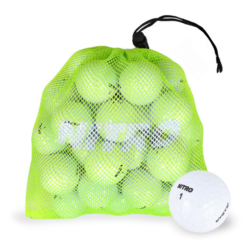 Nitro Pulsar Golf Balls [36-Ball]