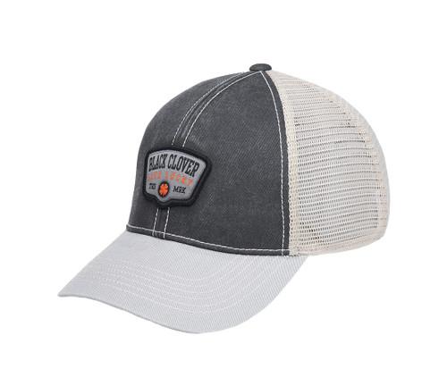 Black Clover Golf- Varsity Snapback Hat