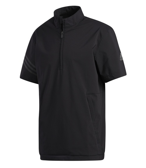 Adidas Golf- Provisional Short Sleeve Rain Jacket