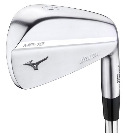 Pre-Owned Mizuno Golf MP 18 MB Irons (6 Iron Set)