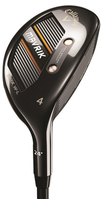Pre-Owned Callaway Golf Ladies Mavrik Max Lite Hybrid