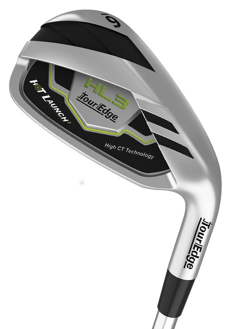 Pre-Owned Tour Edge Golf Hot Launch HL3 Individual Iron
