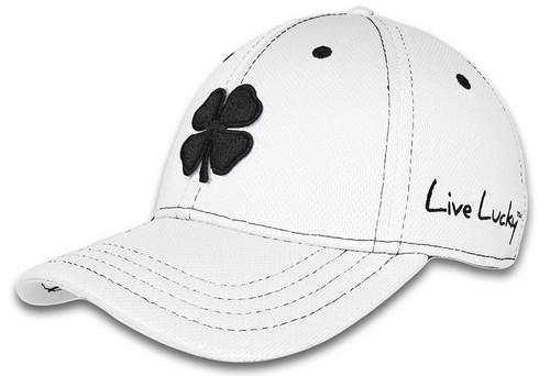34b80dde938 Black Clover Golf- Premium Lux Clover Hat ...