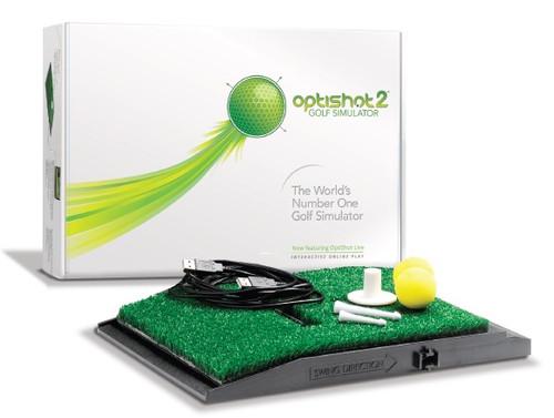 OptiShot Golf- OptiShot2 Infrared Golf Simulator