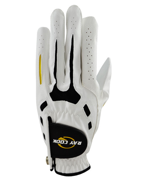 Ray Cook Golf- MLH Silver Ray All Weather Glove