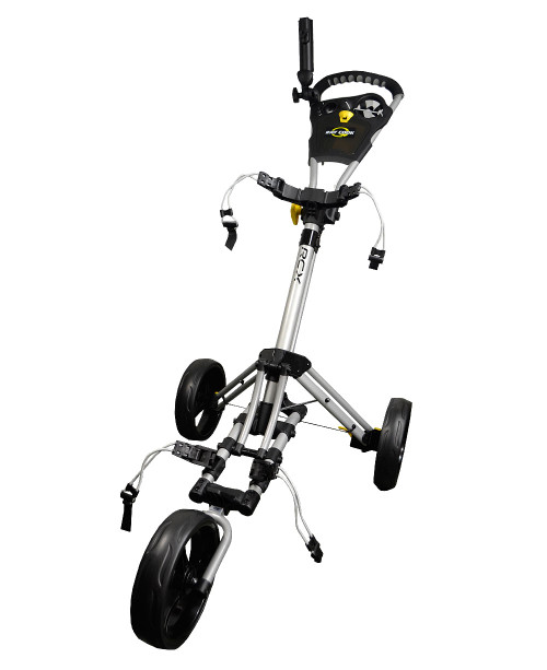 Ray Cook Golf- RCX One Click Push Cart