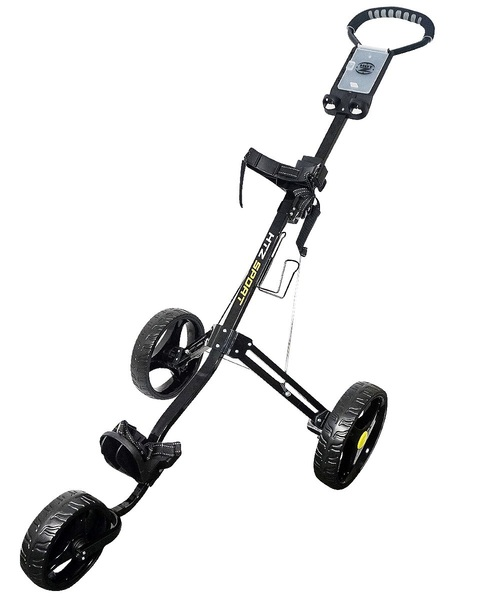 Hot-Z Golf Sport 3 Wheel Push Cart