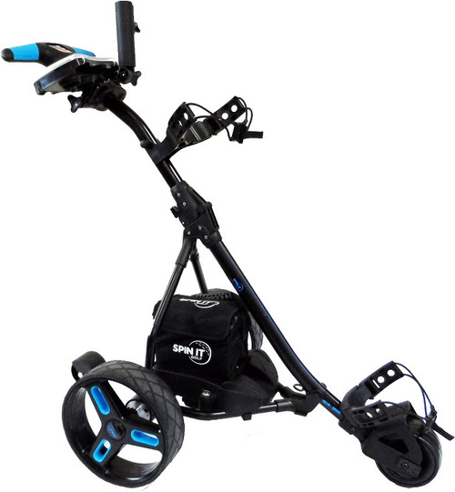 Spin It Golf- Easy Trek Sport Remote Caddy Electric Cart