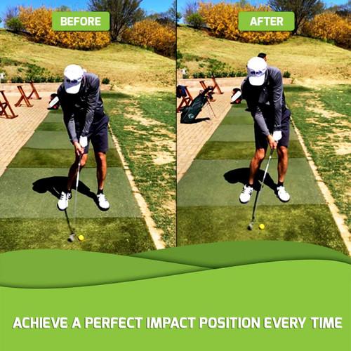 Impact Snap Impact Snap Swing Trainer | RockBottomGolf com
