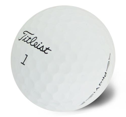 Titleist Pro V1 Mint Used Golf Balls *36-Ball Ammo Box*