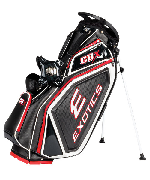 Tour Edge Golf- Exotics CBX Staff Stand Bag
