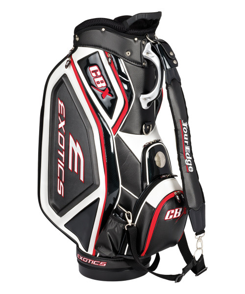 Tour Edge Golf- Exotics CBX Staff Bag