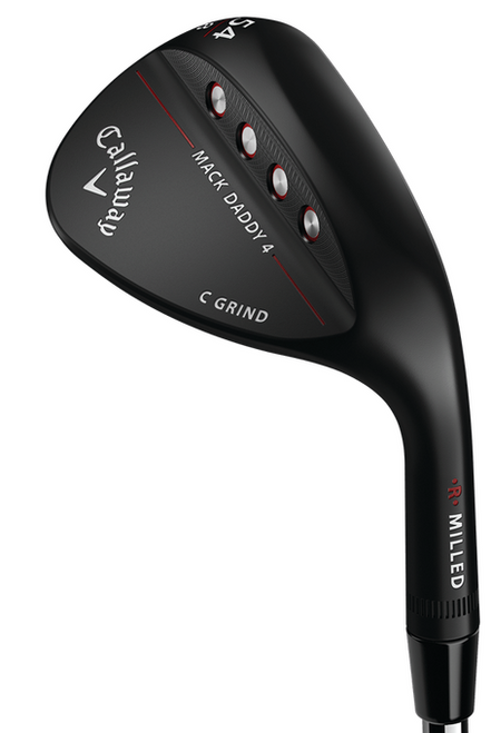 Callaway Golf- LH MD4 Black Wedge (Left Handed)