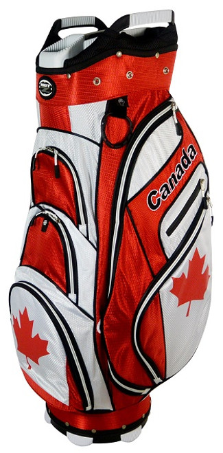 Hot-Z Golf- Flag Cart Bag Canada