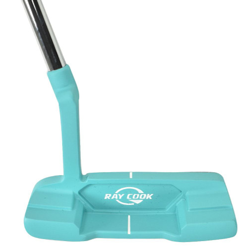 Ray Cook Golf- Ladies Silver Ray SR600 Limited Edition Teal Putter