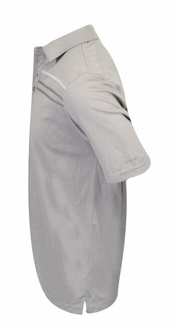Etonic Golf- Heather Chest Stripe Polo