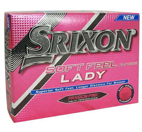 Srixon Soft Feel 6 Golf Balls