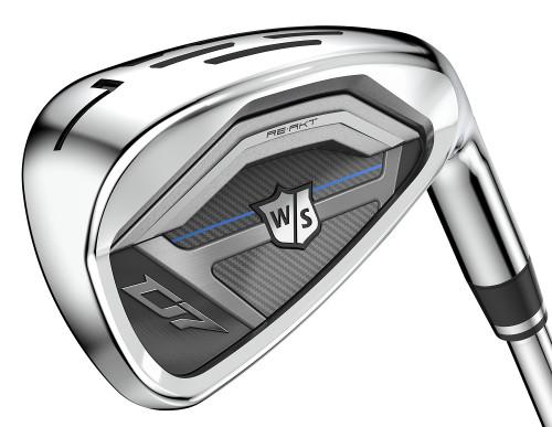 Wilson Golf- LH Staff D7 Irons Graphite (Left Handed)