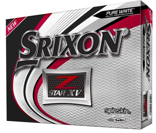 Srixon Prior Generation Z-Star Golf XV Balls