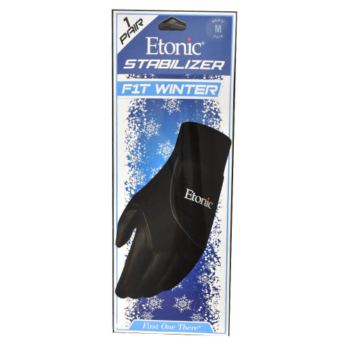 Etonic Golf- Stabilizer F1T Winter Gloves (1 Pair)
