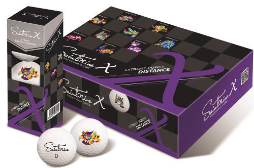 Saintnine X Golf Balls