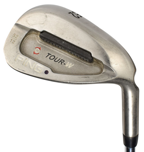 Pre-Owned Ping Golf Tour W Brushed Silver Wedge