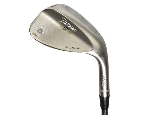 Pre-Owned Titleist Golf Vokey SM5 Gold Nickel Wedge