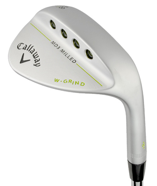 Pre-Owned Callaway Golf MD3 Milled Chrome Wedge