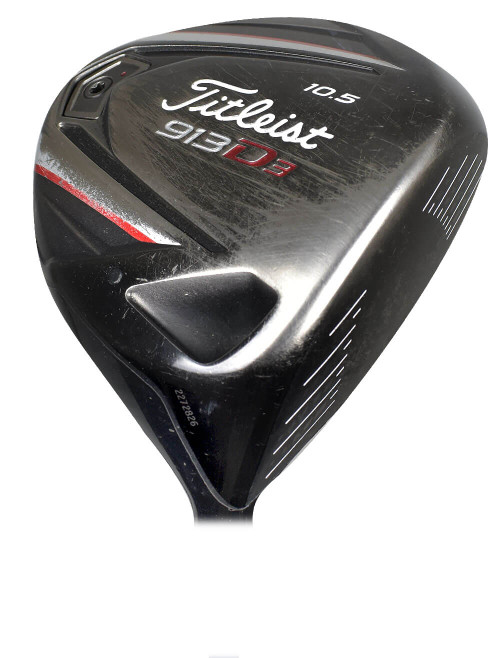 Pre-Owned Titleist Golf 913 D3 Driver