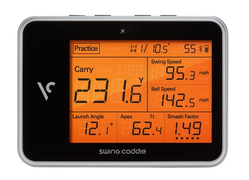 Voice Caddie Swing Caddie Portable Launch Monitor SC300
