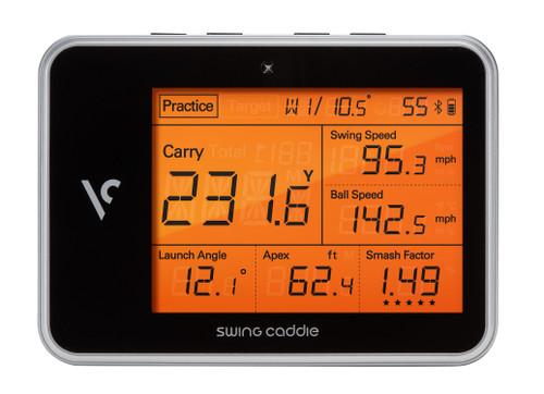 Voice Caddie Golf- Swing Caddie Portable Launch Monitor SC300
